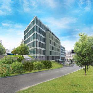 dodavatel recepčních a bezpečnostních služeb pro nový projekt v Plzni – HAMBURK BUSINESS CENTER a REZIDENCE HAMBURK