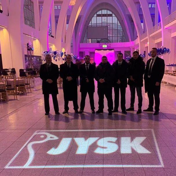 CENTR GROUP – WHITE TIGER bylo součástí akce k 15. výročí JYSK