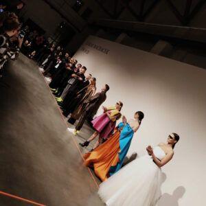 Mercedes-Benz Prague Fashion Week bezpečný průběh módní přehlídky