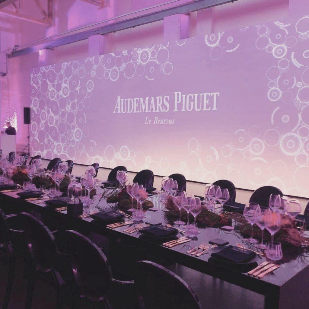 Prezentace nové kolekce Audemars Piguet