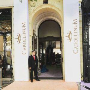 Prodejny luxusních multibrandových hodinek na Pařížské ulici v Praze – CAROLLINUM