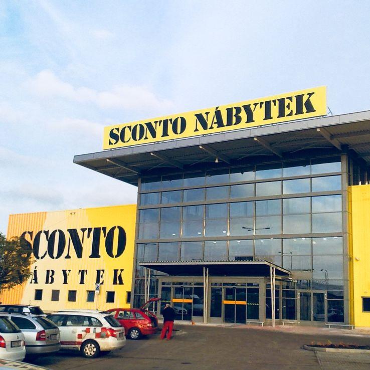 Povedený zásah na prodejně SCONTO