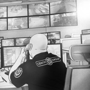 Výkon recepčních, bezpečnostních a technických bezpečnostních služeb (dohled nad EPS) pro společnost PCS – Praha Center spol. s.r.o. ze skupiny GENERALI