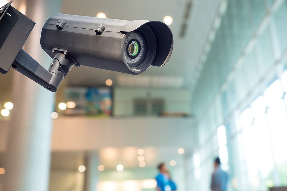 Bezpečnostní kamera Centr Group