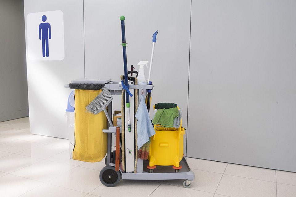 Úklidové služby Centr Group