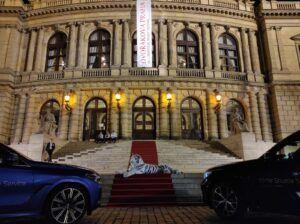 Bezpečnost a ostraha Dvořákova Praha